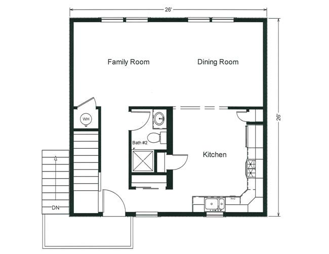 3 Bedroom Floor Plans Monmouth County Ocean County New
