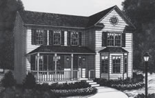 Colonial Floor Plans, rendered examples of RBA Homes are presented. View, print or save this PDF file.