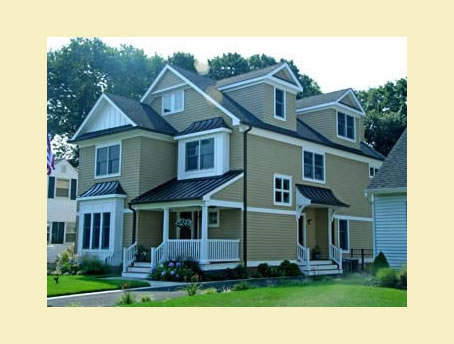 Ocean County New Jersey custom modular home built by RBA Homes