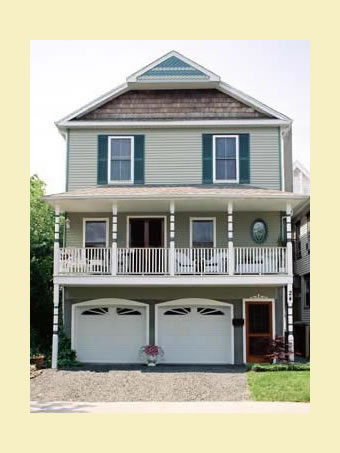 Central New Jersey custom modular home construction