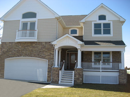 Modular home construction in central New Jersey