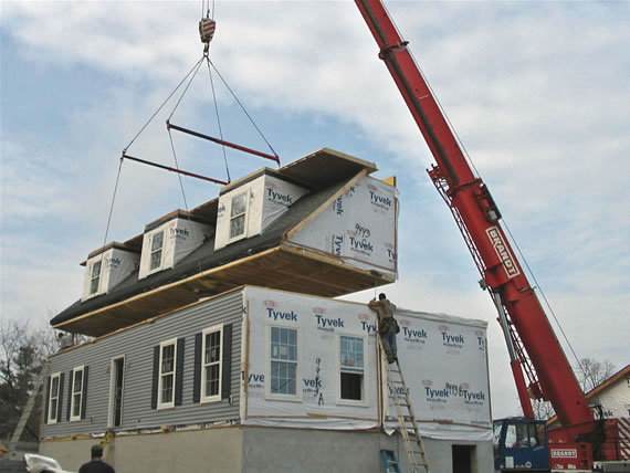 modular home construction, Monmouth Country, New Jersey
