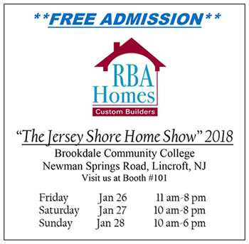 Jersey Shore Home Show 2018