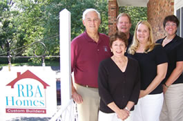 RBA Homes staff, modular home builders for Ocean County New Jersey
