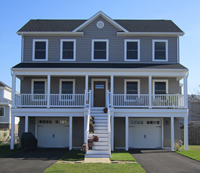 The Uplifting Story - Finished Modular Construction - RBA Custom Modular Homes New Jersey