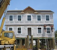 The Uplifting Story - Setting Modular Construction - RBA Homes - Modular Home Builder